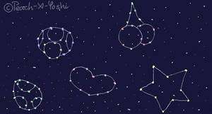 iscribble- constellations