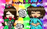 happy birthday mecca :D