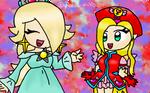 RQ-Rosalina and Lillilotus