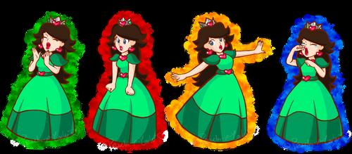 Super Princess Cherry by Peach-X-Yoshi