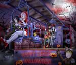 ItaSaku Halloween