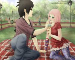 Izuna - Sakura Request Edited