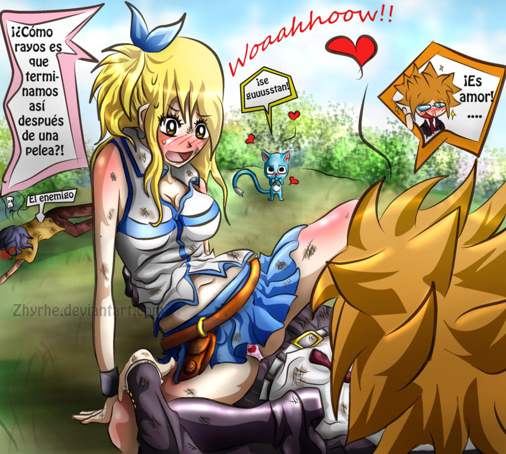 loki and lucy como rayos by zhyrhe on deviantart