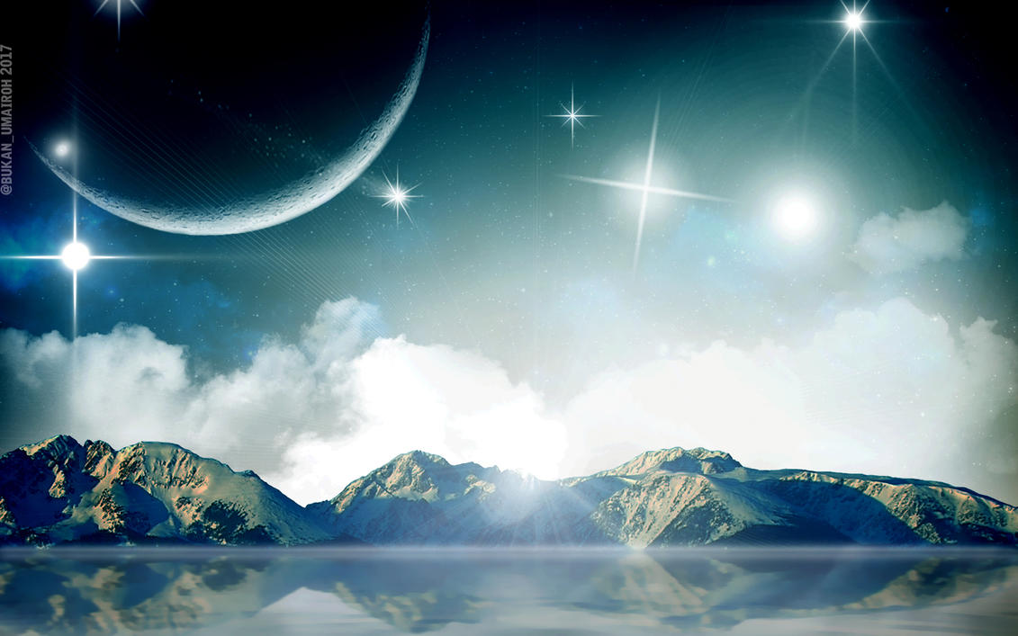 Choir Of The Lights by bukanumairoh