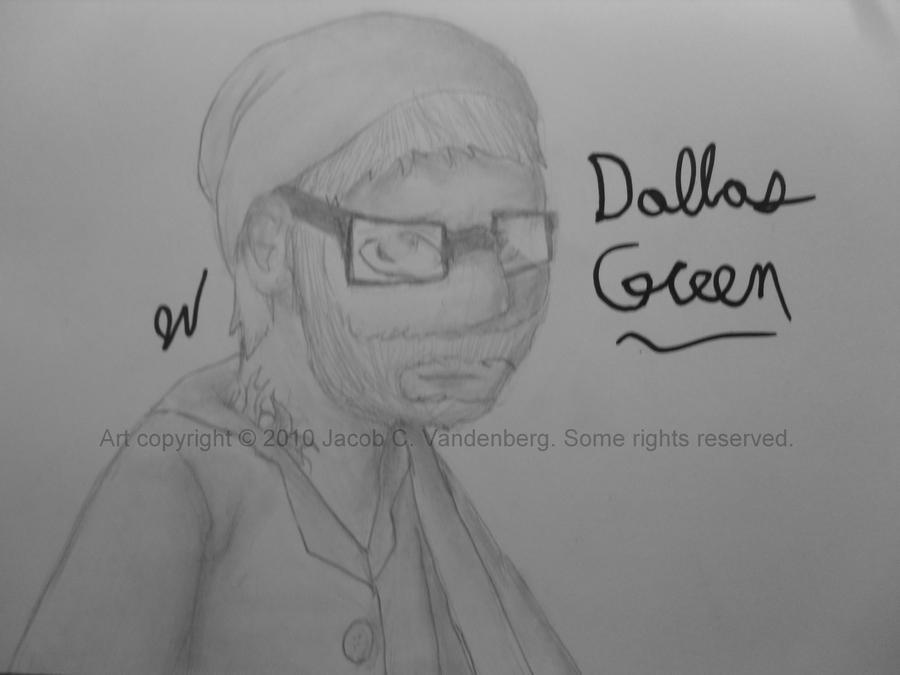 Dallas Green By DI-FL On DeviantArt