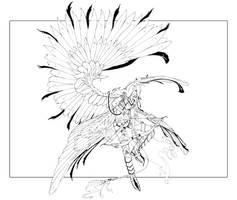 skrzydlaci. 1. by zuzoid