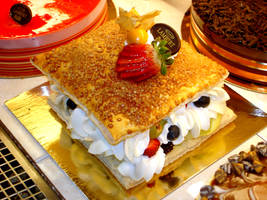 Puff pastry showstopper by buttercreamfantasies