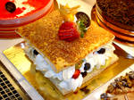 Puff pastry showstopper