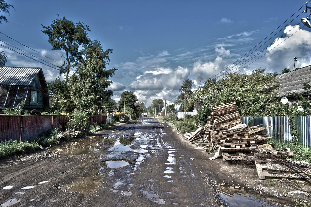 Russian Village 119