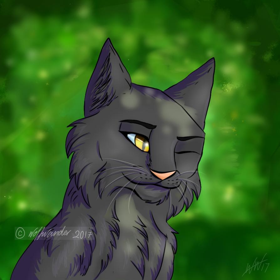 Warriors Forest Of Secrets Lexile: By Wolfwander On DeviantArt