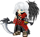 Faust Solence Sprite by Sayne7
