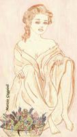 Woman by MarziaGaggioli