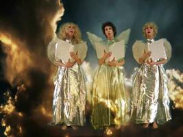 Angels by MarziaGaggioli