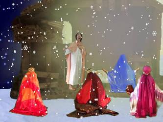 Christmas Postcard N.6 by MarziaGaggioli