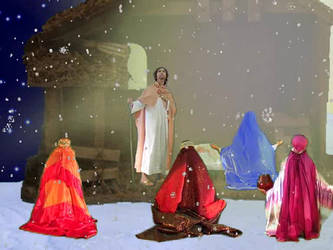 Christmas Postcard N.7 by MarziaGaggioli
