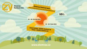 SpaceLab Zlomvaz Festival 2015 Wallpaper