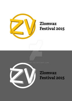 SpaceLab Zlomvaz Festival 2015 Logo