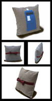 The 11th Doctor Pillow