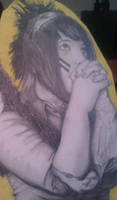 Dahvie Vanity by NickiDisasterArt