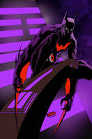Batman Beyond by acarabet