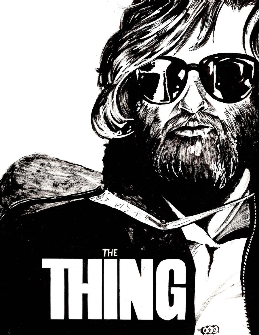 The Thing by acarabet