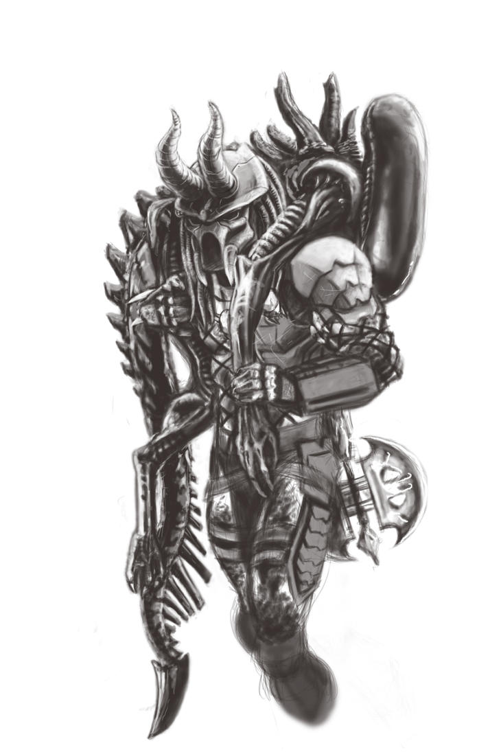 AvP-Carry by acarabet