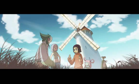 anima way of spirit by warobruno