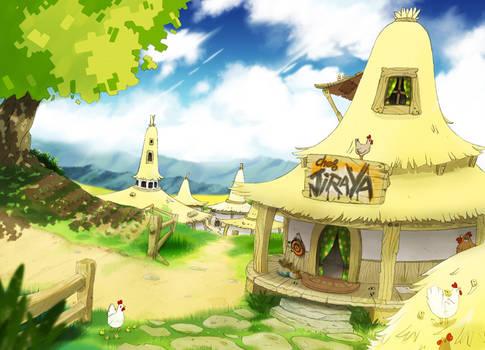 casa de Ekoo by warobruno
