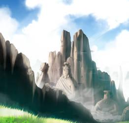 les dernieres collines... by warobruno