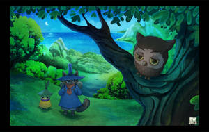 Ptibo et TIjean by warobruno