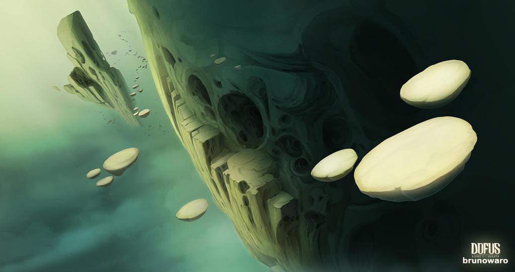 Dofus Movie : Eca dimension. by warobruno