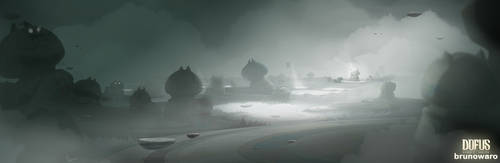 Dofus Movie : Eca dimension II by warobruno