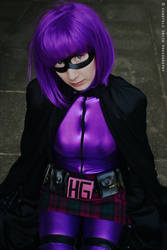 Hit Girl by charneh