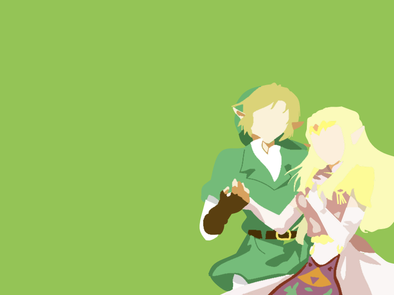 zelda minimalist wallpaper - photo #38