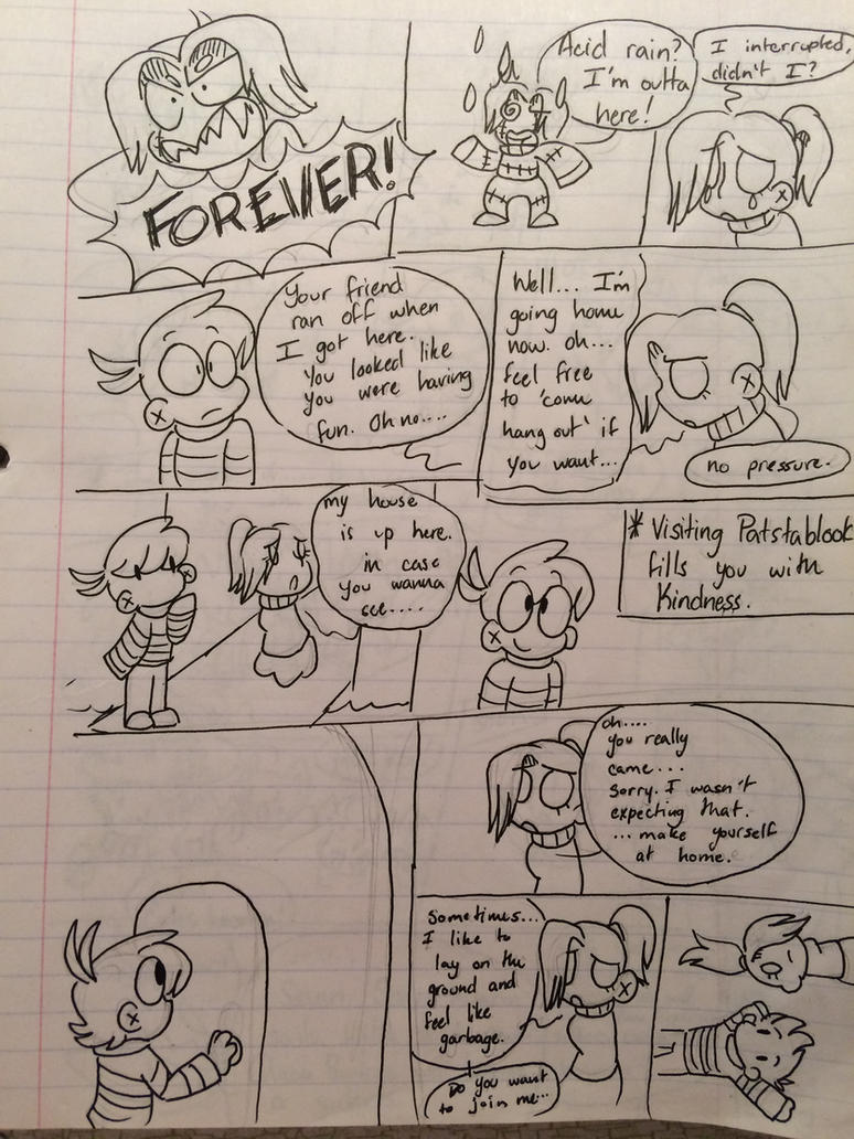 EddsTale Page 56 by CutManTimeManPower on DeviantArt