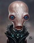 Alien Portrait 4 fun