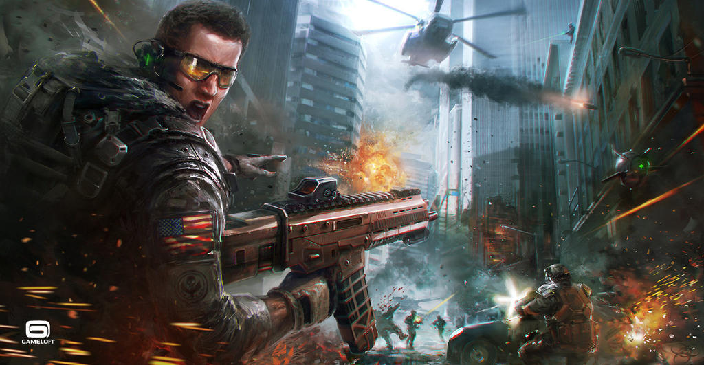 MC5 Downtown by Guesscui