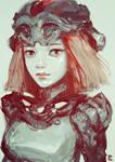 Girl Portrait 1200