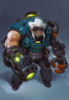 Old Gunner