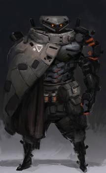 Robot Warrior