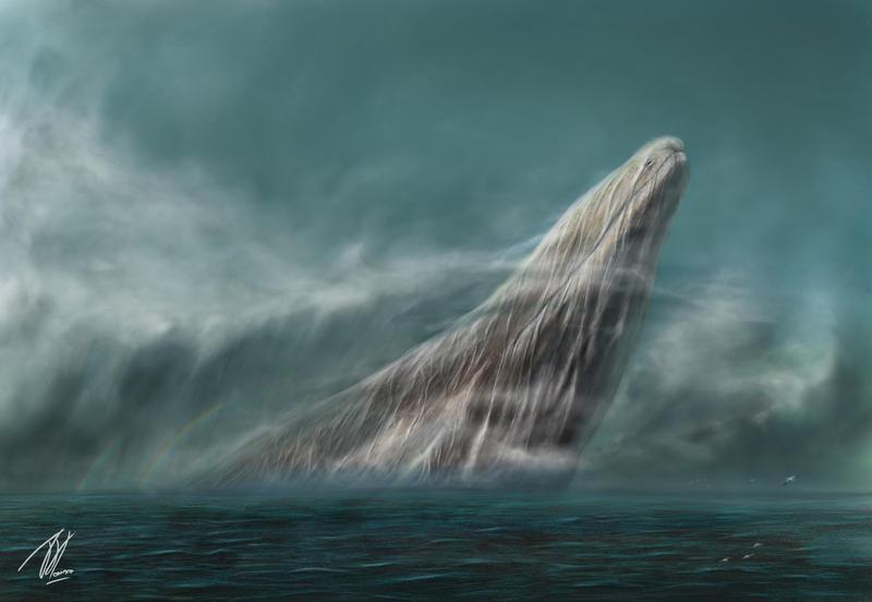 Sea Titan (WIP) by TGHarrison