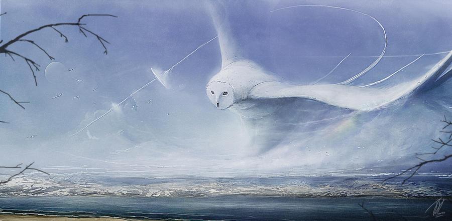 Sky Titan by TGHarrison