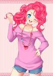 Pink Beauty: Pinkie Pie