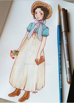 The Young Elizabeth Bennet