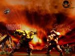 V.S Series-Hulk v.s Zangief