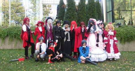 Tracon 2013: Kuroshitsuji group