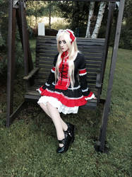 Gothic doll pt1