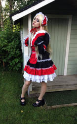 Gothic doll pt2
