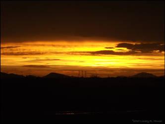 Sunset After The Storm by tatsuyasaverem