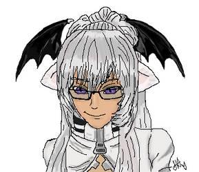 Isabella aka Izzy by tatsuyasaverem